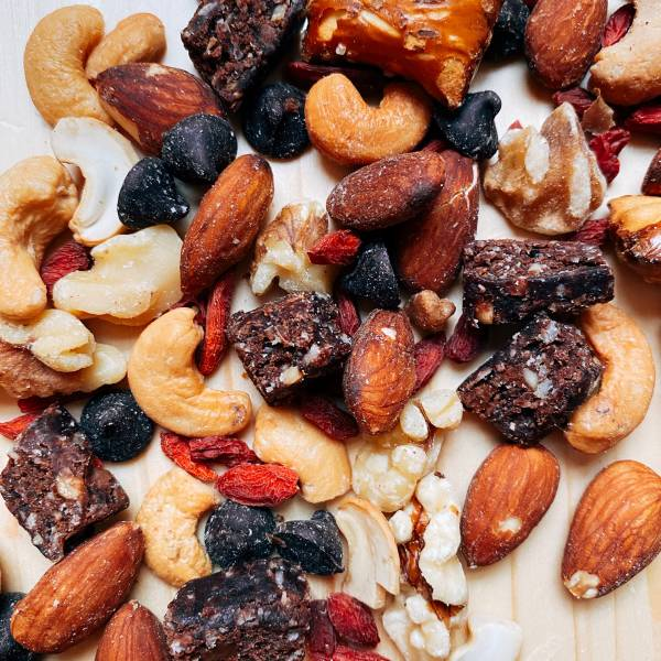 aHealthyEnergy Trail Mix Recipe