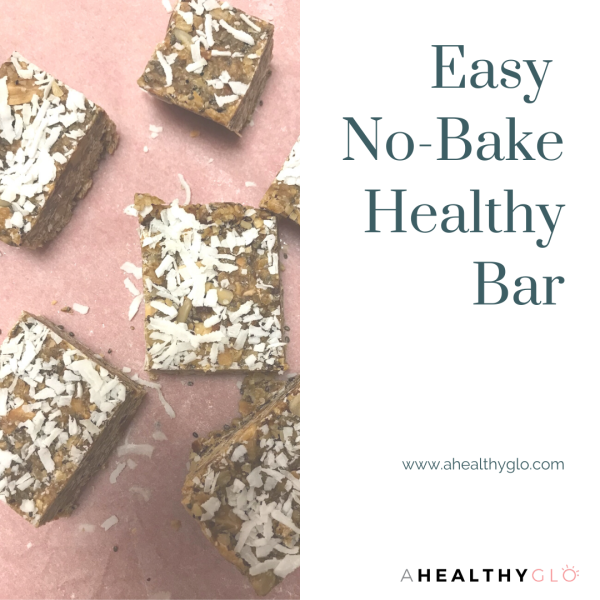 Easy No-Bake Healthy Bar